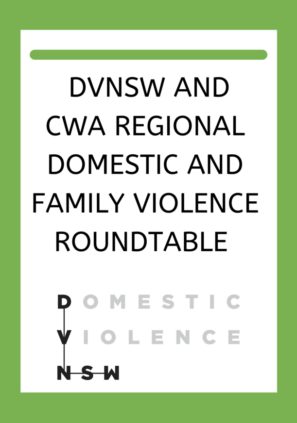 OVERVIEW OF DVNSW AND CWA REGION